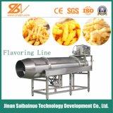 Vente à chaud automatique complet de boucles de maïs Nik Naks Usine de fabrication de machines