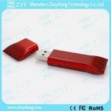 De diseño de moda de plástico de chocolate Forma 2 GB de memoria USB (ZYF1277)