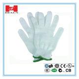 Перчатки хлопка латекса высокого качества поставщика Китая Coated