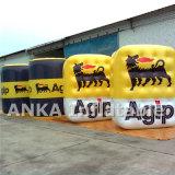 Aufblasbare Fliegen-Kubikballon mit allem Digital-Druck für Partei