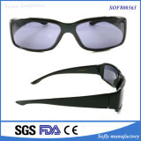 Soflying Italy Design Polished Frame Sports Plastic Eyeglass com UV400