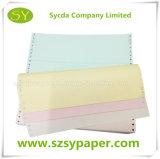 Papier-copie sans carbone pour la facture