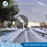 Aluminum Alloy 30W Solar Street Lighting with High Capacity Lithium