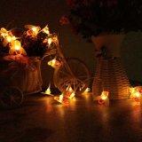 Honeybee Hada de las luces de la cadena de fiesta, boda, Decoración de Navidad