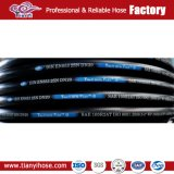 En853 2sn flexibler Presuure hydraulischer Gummischlauch