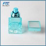 10mlスプレーが付いている噴霧器の空のびんが付いている多彩な携帯用ガラス香水瓶