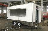 Le café de vente chaud de Smoothie de la cuisine 2017 fait frire le chariot de nourriture de constructeur de hot-dog de rue