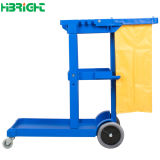 Chariot à chariot de portier de chariot à chariot de nettoyage