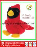 Aquila calda della peluche di vendita, giocattolo del picchio dell'uccello con Ce