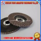 Высокая скорость обедненной смеси оксида алюминия бесплатные образцы шлифовальный диск заслонки