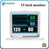 15 pulgadas Monitor de paciente para uso veterinario