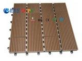 Composé en bois de Plastiv de Decking de plancher de WPC