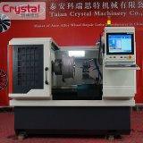 CNC de Scherpe Machine van de Draaibank van de Reparatie van het Wiel voor wrm28h-PC van de Reparatie van de Rand