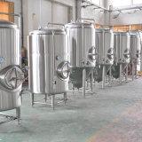 3bbl 5bbl de MiddenApparatuur van de Brouwerij van de Schaal Commerciële Brewpub Gebruikte