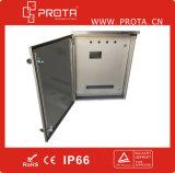 Caja de distribución de acero inoxidable resistente al agua