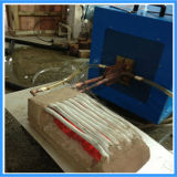 Forgeage d'induction de billettes en acier Four chauffage par induction (CLM-120)