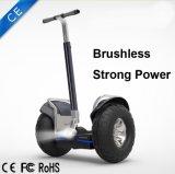 2 Persoonlijke Voertuig die van de Autoped van wielen het Slimme Elektrische Zelf In evenwicht brengende Elektrische Autoped vouwen