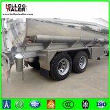 三車軸52000Lアルミ合金の重油のタンク車のトレーラー