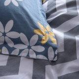 도매 면 위안자 덮개 침대 시트 침구 세트