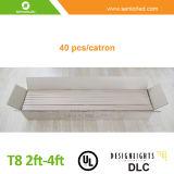 가정 점화 UL Dlc 4FT 8FT LED 관 T8