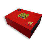 세련된 중국 차 선물 상자를 포장하는 주문을 받아서 만들어진 서류상 패킹