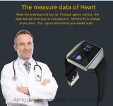 Hete Verkopende Slimme Armband met de Monitor van het Tarief van ECG en van het Hart Ck12