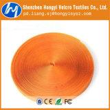 Cinta lateral adhesiva colorida durable del gancho de leva y del Ht del bucle para la ropa