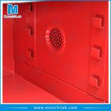 Красный цвет Горючие жидкости шкаф для хранения