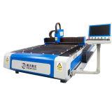 cortadora del laser de la fibra del metal de hoja 500W-3000W para la venta