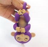 電子スマートな接触指はおもちゃのユニコーンの対話型のFingerlings猿をからかう