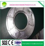 3/4/5発のAxls CNCの機械化による精密アルミニウムCNCの製粉の部品