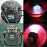 54X3W RGBW IP65 LED PAR étanche Éclairage extérieur
