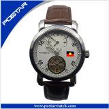 Het Automatische Polshorloge van uitstekende kwaliteit van het Horloge voor Analoge Horloges van de Wijzerplaat van de Mens de Buitensporige