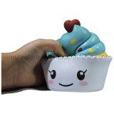 Super doux Jumbo Squishy parfumé à la hausse lente Cupcake Toy