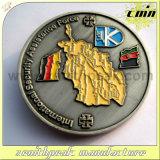 Moneta commemorativa della High School dell'OEM del metallo per i ragazzi