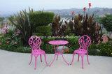 Открытый дворик для любой погоды садовая мебель из литого алюминия таблица место Председателя