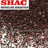 Le sablage Garnet abrasif (céréales et de la poudre)