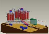 Spiraalvormige Concentrator voor de Apparatuur van de Mijnbouw