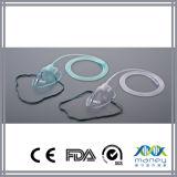 Masque médicamenteux à nébuliseur d'aérosol jetable avec homologation Ce approuvé (MN-DOM0007)