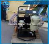 Lyc-A100 2ステージの不用なオイルのろ過機械