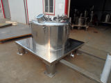 Psc800nc ha brevettato la centrifuga piana separata di sedimentazione del solido liquido ad alta velocità del prodotto