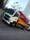 2017 camion della pompa per calcestruzzo di 37m Sinotruk HOWO 6X4
