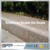 Pietra/bordo/paracarro naturali del granito per le strade nel Pubulic/Graden