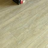 3.5Mm Click-Joinery élégant plancher recouvert de vinyle SPC pour Office / Shopping Mall