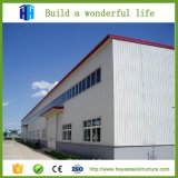 Prefabricated Steel Frame Structural Warehouse Architecture Design for Thailand
