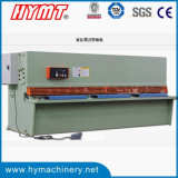 QC11y-12X4000 Hydraulic Guillotine Shearing Machine 또는 금속 shett 절단기