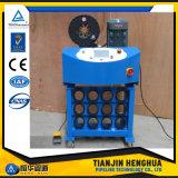 Boyau hydraulique de vente chaud de certificat de la CE sertissant avec le grand escompte