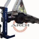 頑丈な移動式4コラムのポストのトラックの上昇の持ち上げ装置