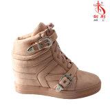 형식 숙녀 (SN520)를 위한 2018명의 최신유행 겨울 운동화 여자 섹시한 신발