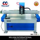 Machine de travail du bois de commande numérique par ordinateur de machine de couteau de commande numérique par ordinateur de graveur de commande numérique par ordinateur de qualité